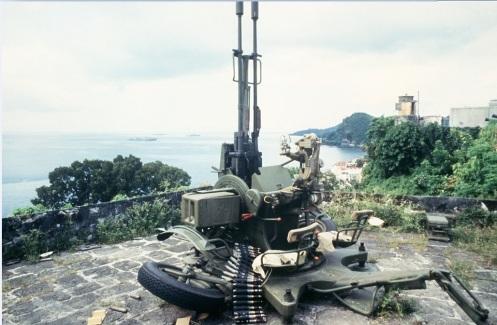 ZU-23 2 invasión de Granada 1983