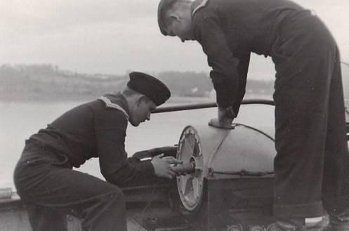 Alemanes -carga de profundidad