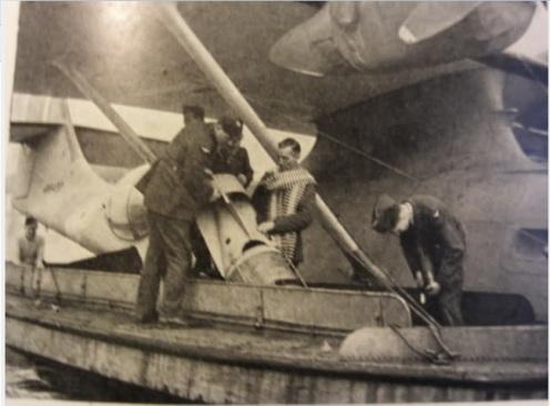 bomba de profundidad británicaMk VII
