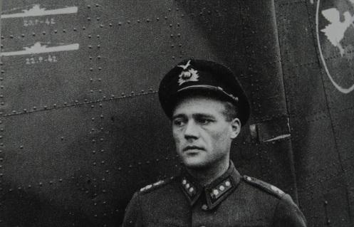 Captain Birger Ek