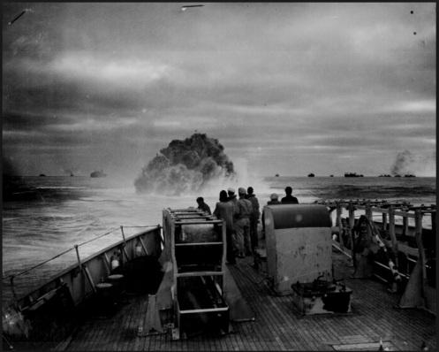 carga de profundidad 2 Coast Guard Cutter Spencer