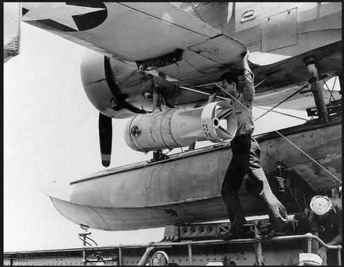Seagull depth bomb, USS Philadelphia