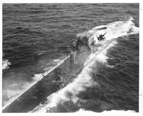 Submarino U-175.