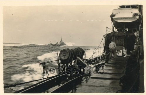 wasser bombe marine 2