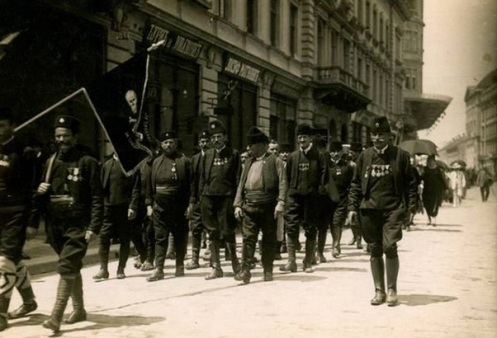 veteranos chetniks