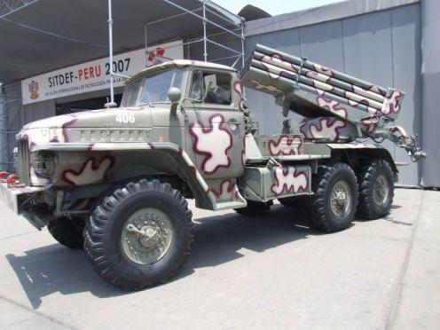 BM 21 Peruano