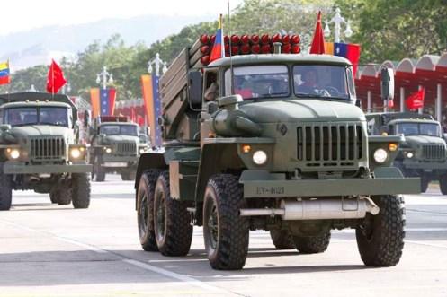 BM-21 Venezuela