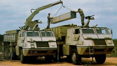 carga ASTROS II