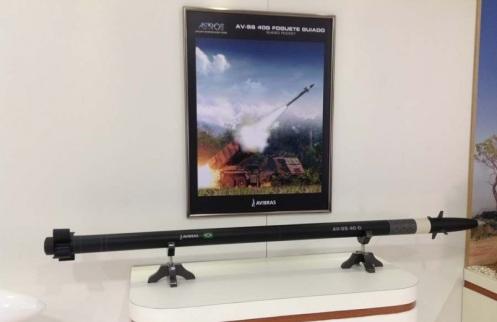 cohete SS-AV-40