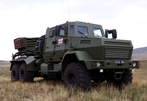 DRS-122 georgia MLRS (3)