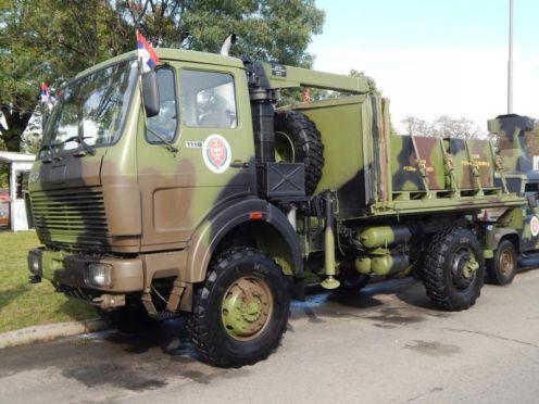 FAP 1118 BSAV Logistic Vehicle for LRSVM Morava