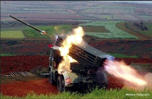 lanzacohetes múltiples (MRL)