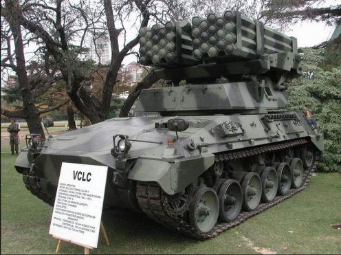 LAR 160 Argentino