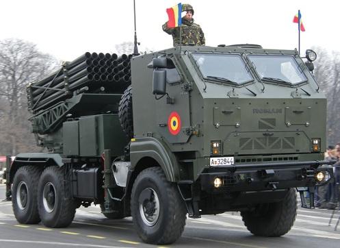 LAROM -BM21 122MM