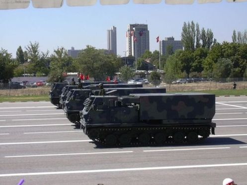 M270 turquía desfile ankara
