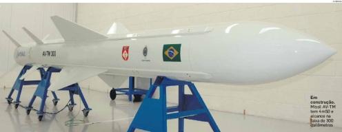 misil crucero AV TM 300 g