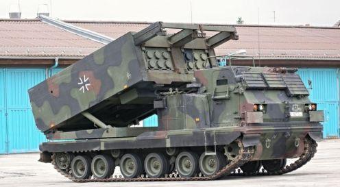MLRS M270 alemania