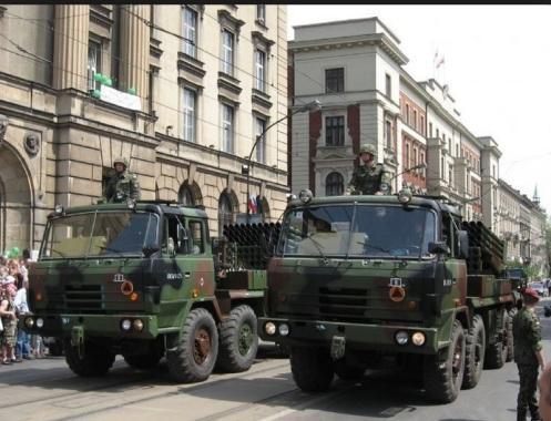 RM-70 ejército polaco
