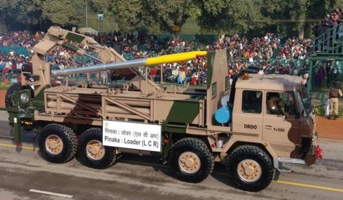 Vehículos de carga y municiones Pinako