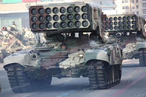 Azerbaijan TOS -1A