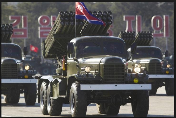 BM-11 corea del norte