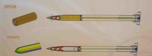 cohetes guiados de corea del sur 230mm