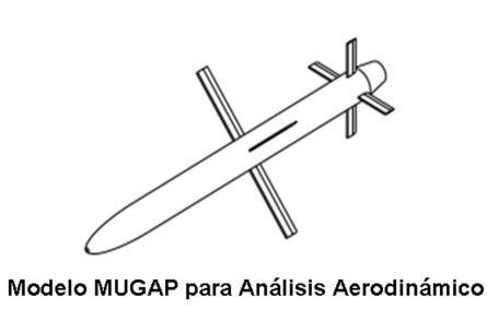 MU-GAP Rocket