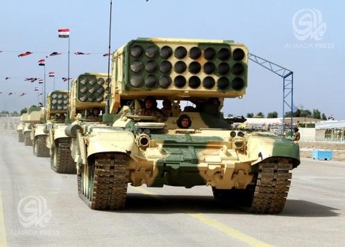 sistema TOS -1a iraquí