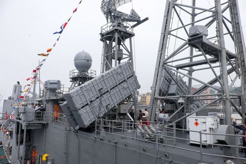 hsiung_feng_ii_and_hsiung_feng_iii_anti-ship_missile_launchers_aboard_on_central_upper_deck_of_rocn_pan_chao_